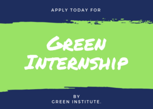Green Institute Internships