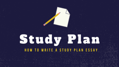 Study Plan Essay - Study Schedule - How to write a study plan