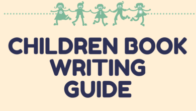 Children Book Writing Guide by the Editor