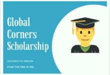 Global Corners Scholarship 2020-2021 at University of Oregon-Global Corners Scholarship Awards