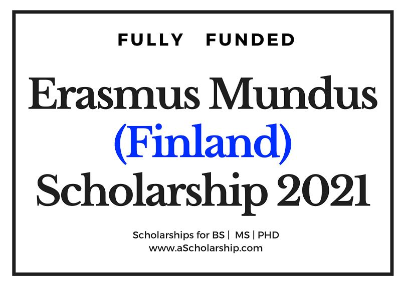 Fau Academic Calendar 2022 2023.Erasmus Mundus Emlex Finland Scholarship 2022 2023 A Scholarship