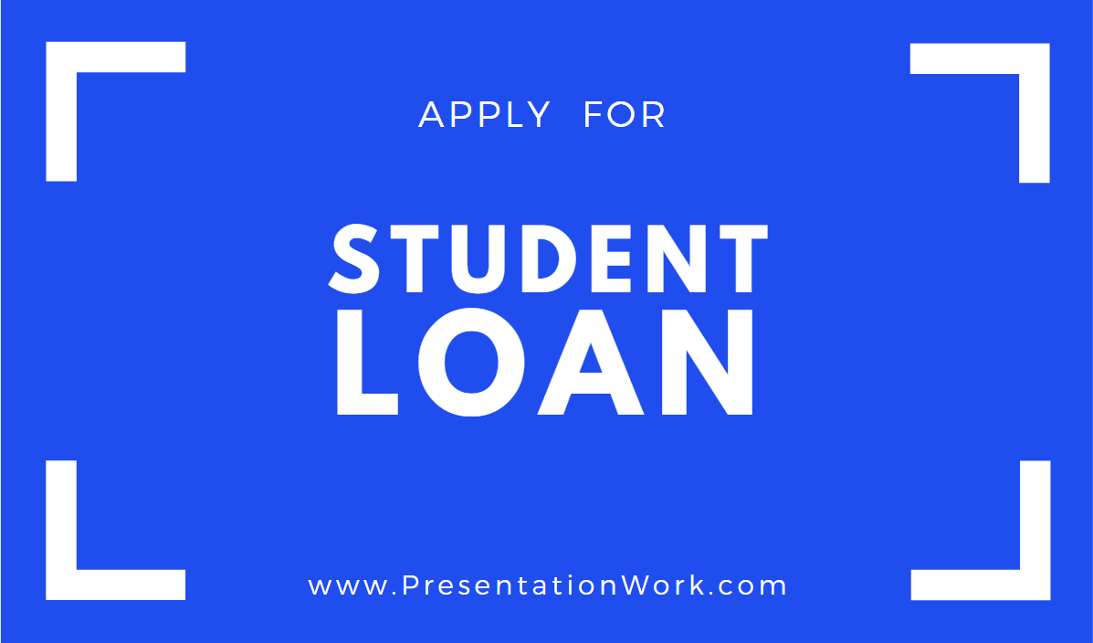 Student Loans: Guidance on How to apply for Student Loan
