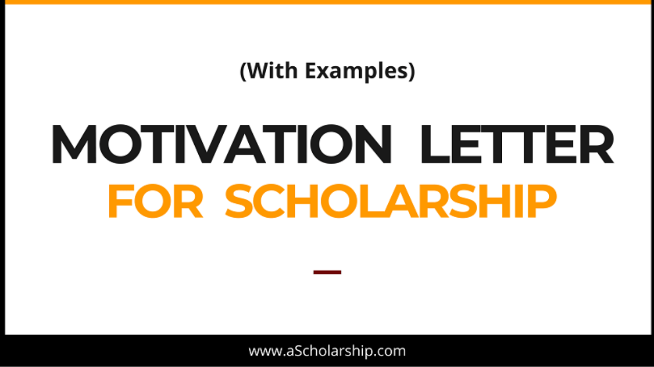 Cover Letter For Scholarship Template from ascholarship.com